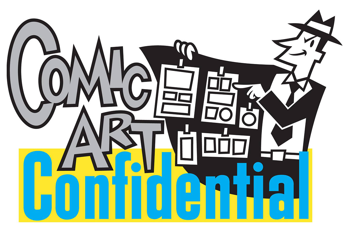 Comic Art Confidential